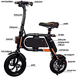 Scooter Eléctrico ZYPMM plegable