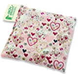 GRÜNSPECHT Naturprodukte G152-V1 bed pillow - Almohada (Rosa, 12 x 12 cm)