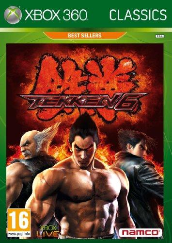 TEKKEN 6 - Classics (Xbox 360) [Edizione: Regno Unito]