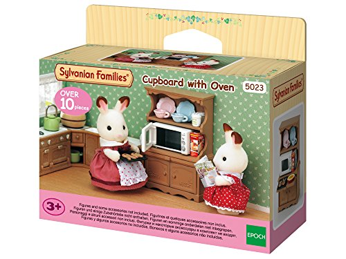 Sylvanian Families Cupboard With Oven