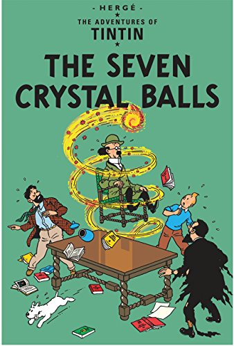 The Adventures of Tintin : The Seven Crystal Balls par Herge