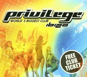 Privilege Ibiza Summer 2006