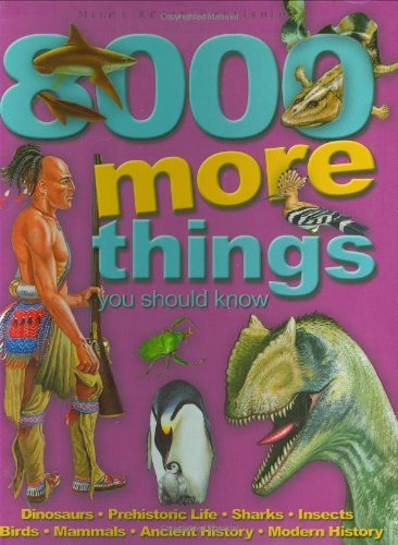 8000 More Things You Should Know by Various (2007-08-01)