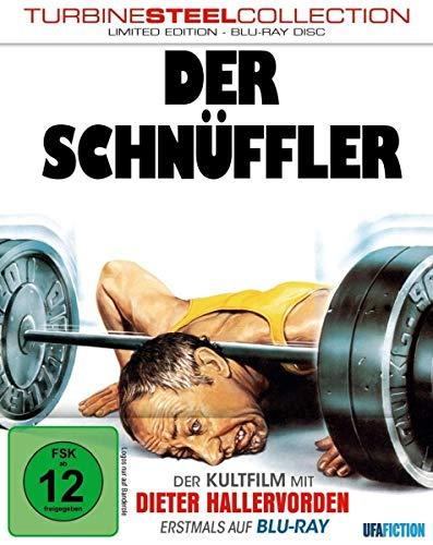 Didi - Der Schnüffler - Limited Edition - Turbine Steel Collection [Blu-ray]