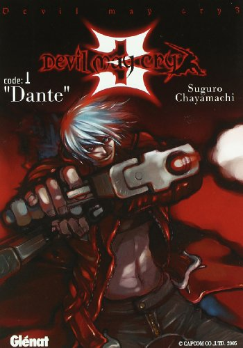 Devil may cry 3 1 (Seinen Manga)