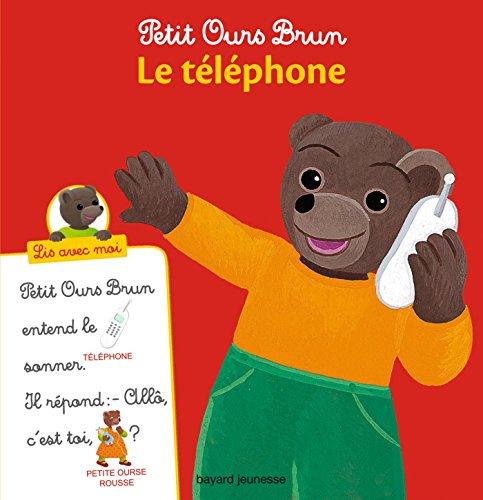 Petit Ours Brun, Lis avec moi - Le téléphone