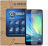 G-Shield Samsung Galaxy A3 (A300F) Schutzfolie Gehärtetem Glas Displayschutzfolie Screen Protector Folie Displayschutz Anti-Kratz Ultra Klar 9H Härte 0.33mm