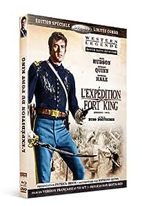 L'Expédition du Fort King [Édition Limitée Blu-ray + DVD]