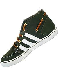 adidas Originals Court Deck Vulc Mid V24025 Zapatillas Deportivas Botín Clásico de Hombre
