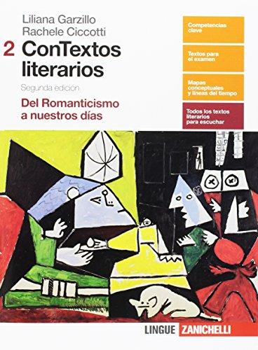 Contextos literarios. Per le Scuole superiori. Con aggiornamento online: 2