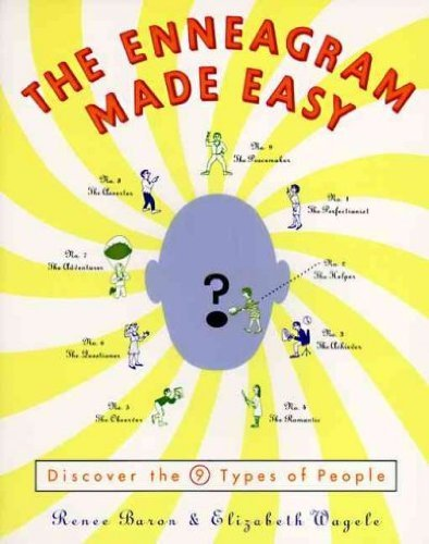 (THE ENNEAGRAM MADE EASY: DISCOVER THE 9 TYPES OF PEOPLE ) By Baron, Renee (Author) Paperback Published on (01, 2000)