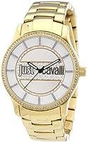 Reloj Just Cavalli R7253127506 para mujer de acero inoxidable recubierto Resistente al agua plata de Just Cavalli