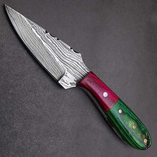 PAL PAL PAL 2000 GS-39 - Coltello da Chef in Acciaio Damascato, con Rivestimento in Pelle B07NCLYGJ7 Parent   Qualità    Sale Online    Arte Squisita  2f66fa