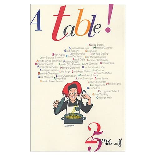 A table ! by Brian Aldiss (2004-09-24)