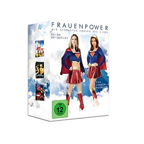 Star Box Frauenpower (3x geballte Frauenpower - Starke Frauen, starke Filme) [3 DVDs]