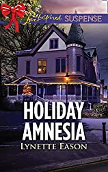 Holiday Amnesia (Mills & Boon Love Inspired Suspense) (Wrangler's Corner, Book 7)