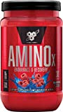 BSN Amino X, Frambuesa - 435 g