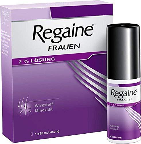 Regaine Frauen Lösung, 3x60 ml