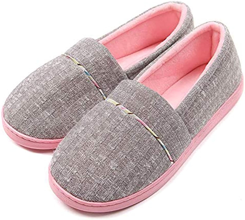 Doublure antidérapante confortable pour chaussures de Le coton confortable des chaussures chaudes de chaussures maison des femmes...B07K8SM1ZHParent 67c349