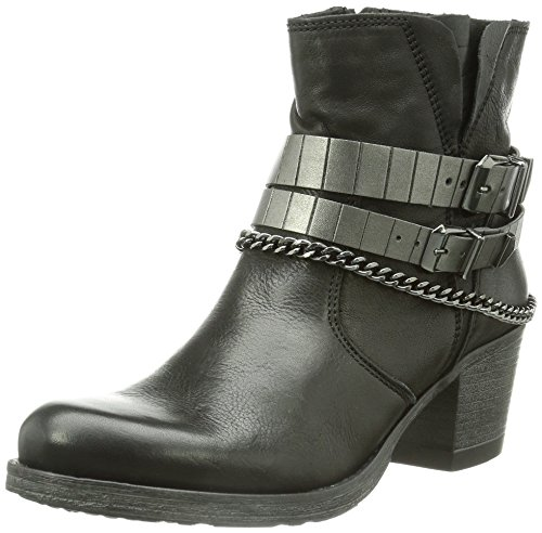Tamaris 25702, Chaussures montantes femme Multicolore (Black Comb 098)