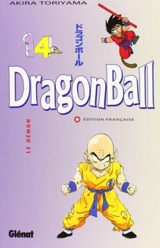 Dragon Ball, tome 14 : Le Démon par Akira Toriyama