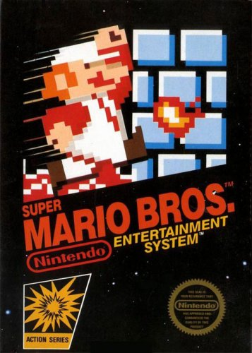 Super Mario Bros. (Mario Für Nes Bros Super)