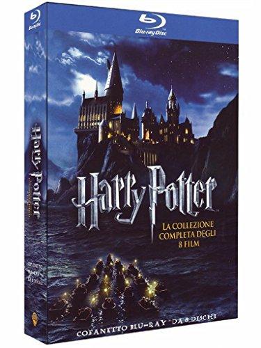 Harry Potter Komplettbox 1-8 / Alle Teile 1+2+3+4+5+6+7.1+7.2 als EU Import [in Deutsch und Englisch]