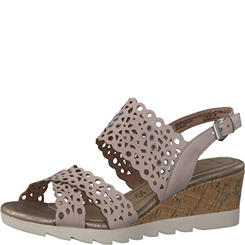 Marco Tozzi dames Wedge 2-28707-521 rose Rose