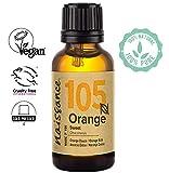 Naissance Orange süß (Nr. 105) 30ml 100% naturreines ätherisches süßes Orangenöl kaltgepresst