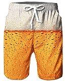 RAISEVERN Beer Festival T-Shirts Kurzschluss - Hosen - Kleidung stellte Outfits für BBQ - Strand - Party Wear