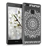 kwmobile Crystal Case Hülle für > Huawei P9 Lite < mit