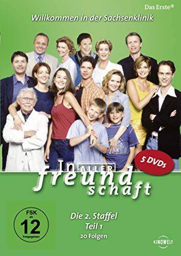 Staffel 2, Teil 1 (5 DVDs)