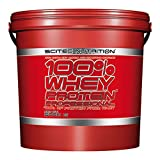 Scitec Nutrition Whey Protein Professional Erdbeere, 1er Pack (1 x 5000 g)