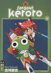 "Afficher ""Keroro n° 15 Sergent Keroro"""
