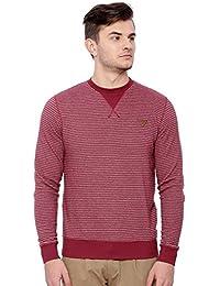 Proline Mens Maroon Sweat Shirt(PC13041RMRML)
