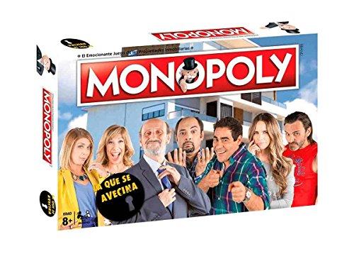 Monopoly La que se Avecina. Juego de Mesa