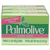 Palmolive Bath Bar Soap, 3.2 oz.. Bars, ...