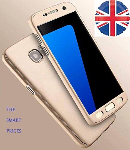 Samsung Galaxy [3 in 1] phone case, Ultra-Thin Hybrid 360°Shockproof Hard Back...
