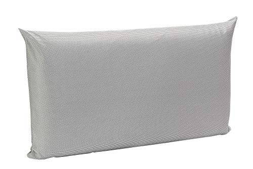 Pikolin Home - Almohada de látex natural perforada, con gel refrescante, 40x70cm, altura 14cm Todas...