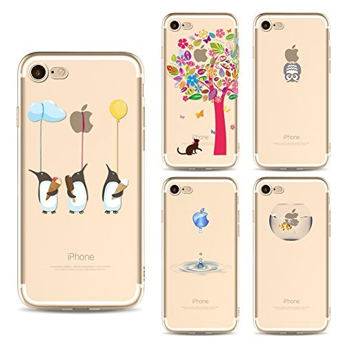 Coque iPhone 6 6s Housse étui-Case Transparent Liquid Crystal Capture de Rêve en TPU Silicone Clair,Protection Ultra Mince Premium,Coque Prime pour iPhone 6 6s-style 20 style 8