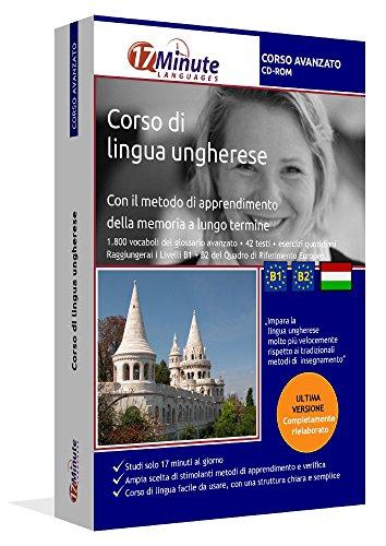 Corso di Ungherese (CORSO AVANZATO): Software di apprendimento su CD-ROM