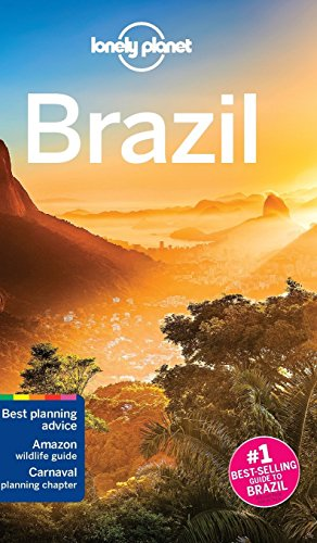 Lonely Planet Brazil (Travel Guide) por Planet Lonely