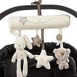 Zeagoo Einschlafhilfe Baby Babyspieluhr Mobile Bett Rasseln Spielzeug Spieluhr Musikuhr - 2