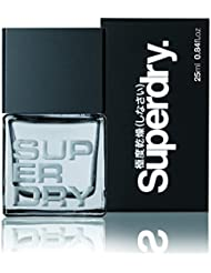 Superdry Black Eau de Toilette Spray 25 ml, 1er Pack (1 x 0,025 L)