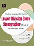 Kendriya Vidyalaya Sangathan (KVS) LOWER DIVISION CLERK & STENOGRAPHER (Grade 2) Recruitment Exam