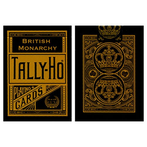 carte-tally-ho-british-monarchy-by-lux-playing-car