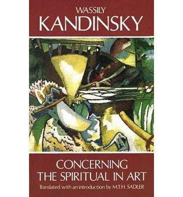 Concerning the Spiritual in Art (Dover Fine Art, History of Art) (Paperback)(English / German) - Common