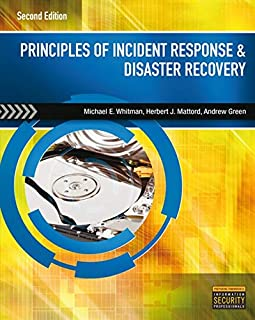 Principles of Incident Response and Disaster Recovery (1111138052) | Amazon price tracker / tracking, Amazon price history charts, Amazon price watches, Amazon price drop alerts