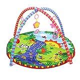RanDal Baby Multi-Funktions-Musik-Kriechende Matten-Spiel-Decken-Frühe Bildungs-Spielwaren