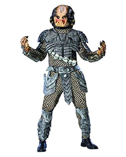 Predator Deluxe Outfit (Predator Kostüme Maske)